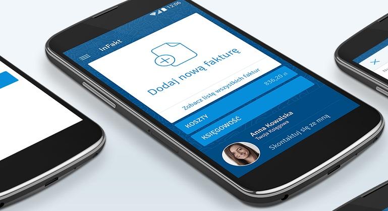 Aplikacja inFakt na Androida 1