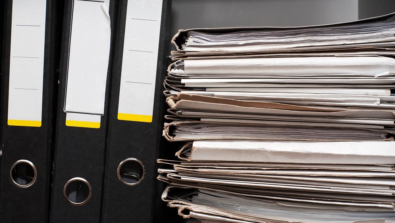 Przechowywanie faktur i innych dokumentów 1