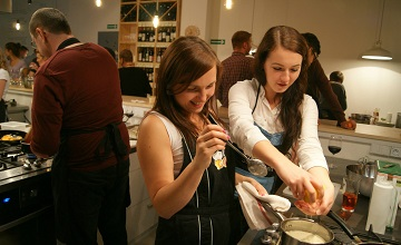 Gotowanie - dziewczyny 2