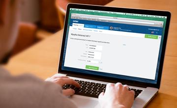 Wysyłka deklaracji VAT do urzędu – w inFakcie robisz to jednym kliknięciem