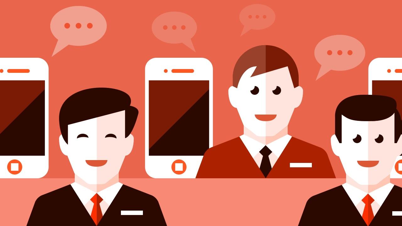 Aplikacja ułatwiająca prowadzenie firmy
