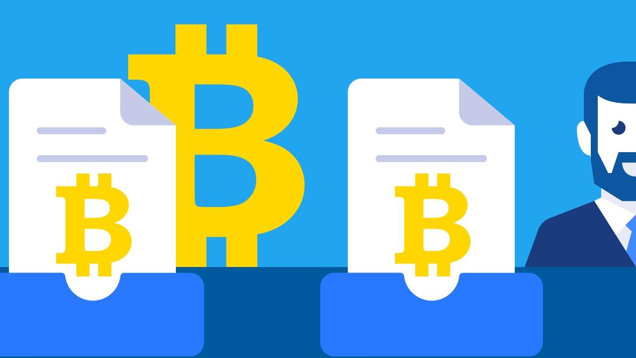 Rachunek w bitcoinach