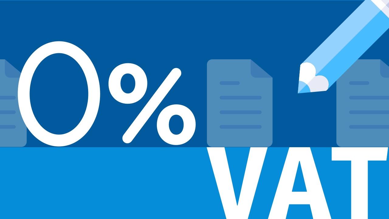 Kiedy wystawić fakturę na 0% VAT?