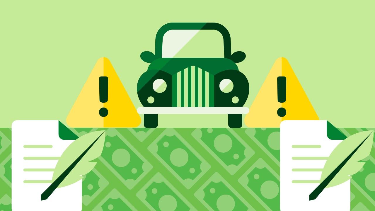 Odszkodowanie a ryczałt – jak rozliczyć uszkodzenie firmowego auta?