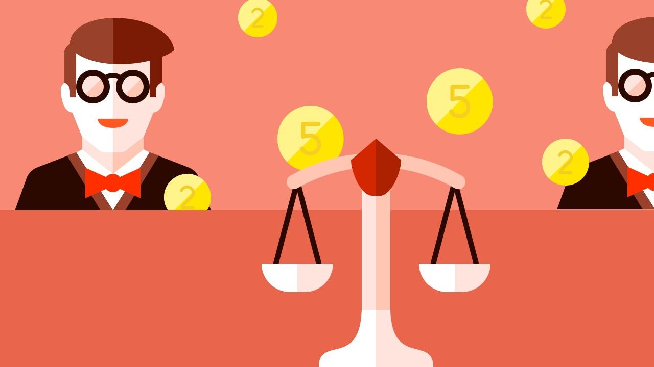 Koszty w firmie prawnik
