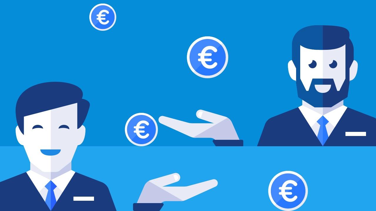 Dłużnik w euro