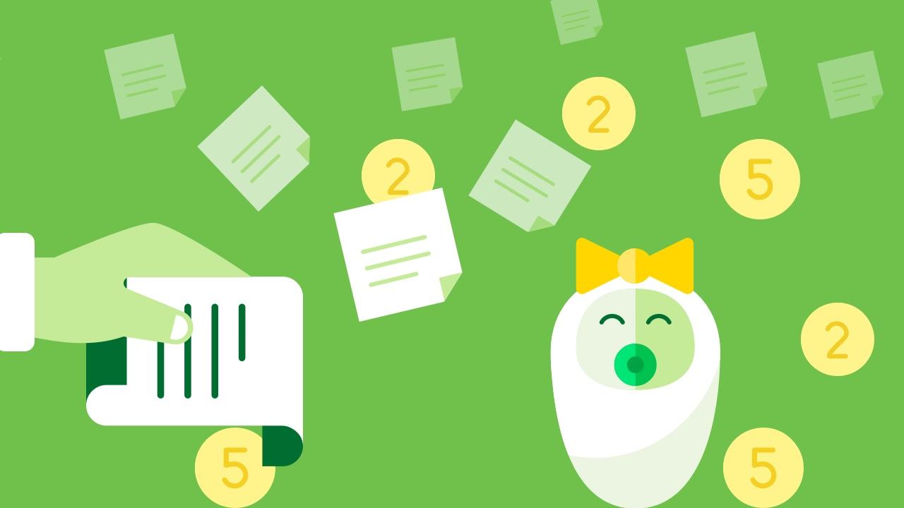Jakie dokumenty trzeba złożyć w celu uzyskania zasiłku macierzyńskiego z tytułu działalności
