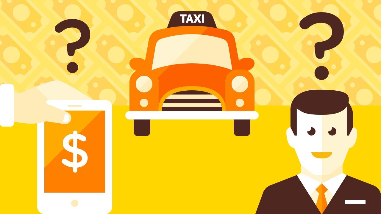usługi taksówkarskie