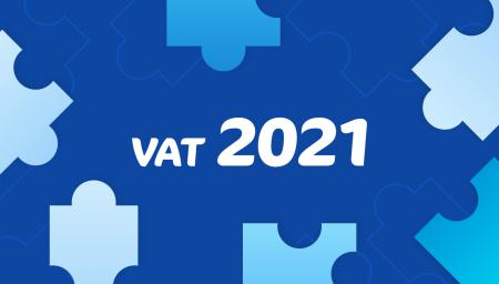 Stawki VAT 2021