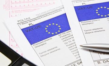 Informacja VAT UE 2