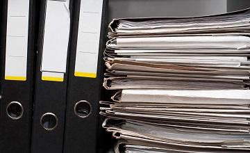 Przechowywanie faktur i innych dokumentów 2